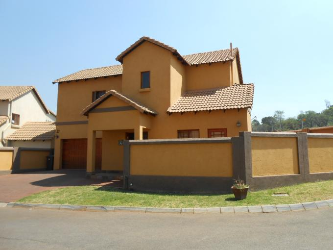 3 Bedroom House For Sale in Boardwalk Meander Estate - Home Sell - MR117175
