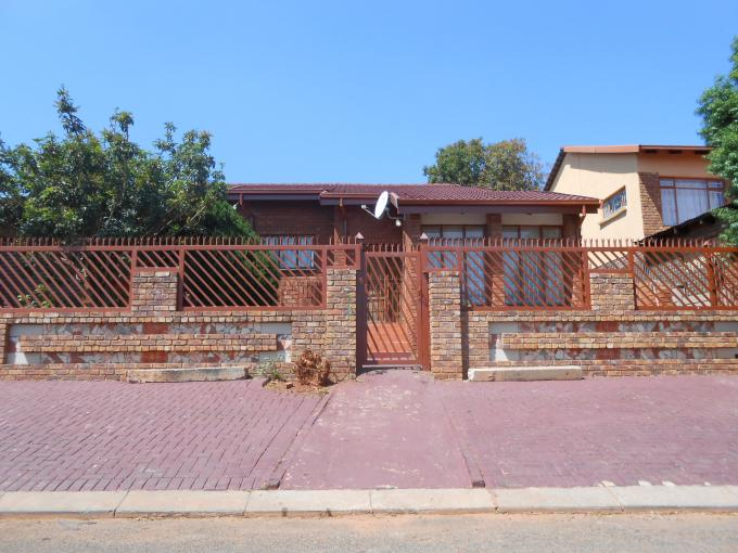 Standard Bank EasySell 3 Bedroom House for Sale For Sale in Atteridgeville - MR117180