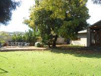 Backyard of property in Rietondale