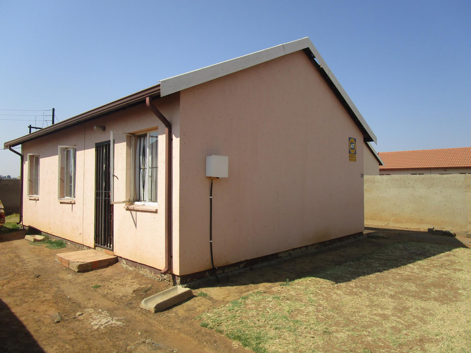Front View of property in Sebokeng