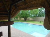 Patio of property in Vaalpark