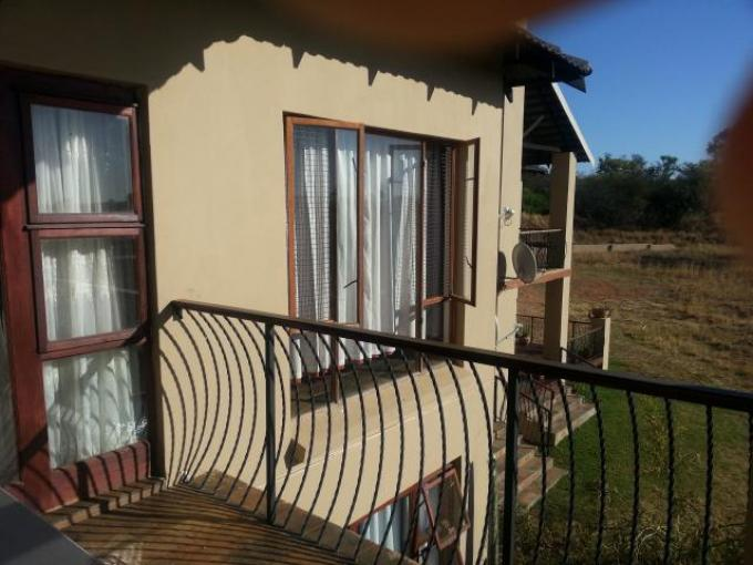 2 Bedroom Apartment for Sale For Sale in Modimolle (Nylstroom) - Private Sale - MR117364