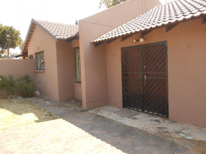 3 Bedroom House For Sale in Bloubosrand - Home Sell - MR117425