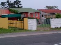 Front View of property in East London