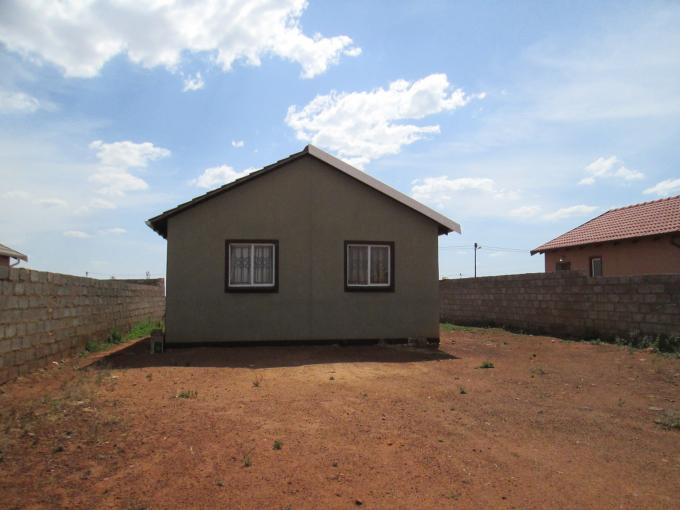 Standard Bank EasySell 2 Bedroom House for Sale For Sale in Protea Glen - MR117488