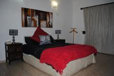 Main Bedroom of property in Melodie