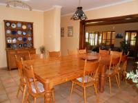 Dining Room - 58 square meters of property in Lochvaal