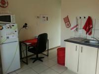 Kitchen of property in Potchefstroom
