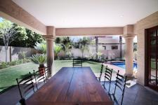 Patio - 44 square meters of property in Woodhill Golf Estate