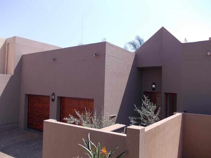3 Bedroom House for Sale For Sale in Centurion Golf Estate - Private Sale - MR117701