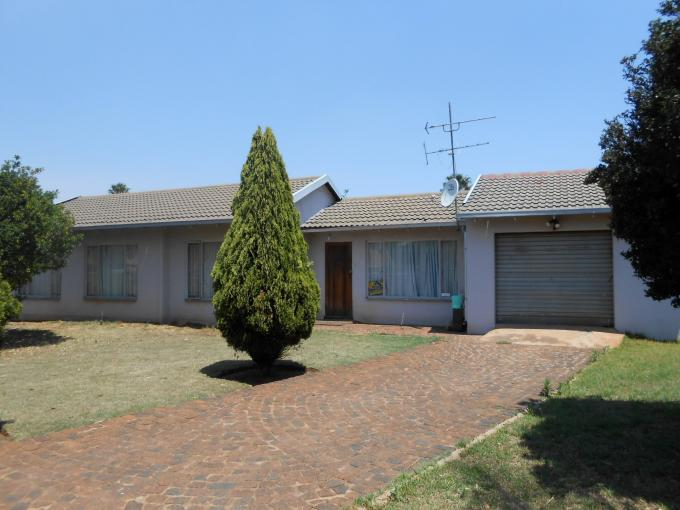 Absa Bank Trust Property 2 Bedroom House For Sale in Brakpan - MR117708