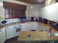 Kitchen of property in Graskop