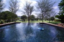Patio - 121 square meters of property in Woodhill Golf Estate