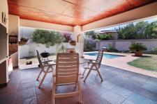 Patio - 31 square meters of property in The Wilds Estate
