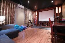 Cinema Room of property in Woodhill Golf Estate