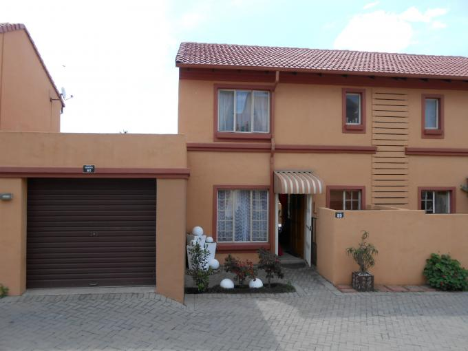 2 Bedroom Sectional Title for Sale For Sale in Eden Glen - Home Sell - MR117959