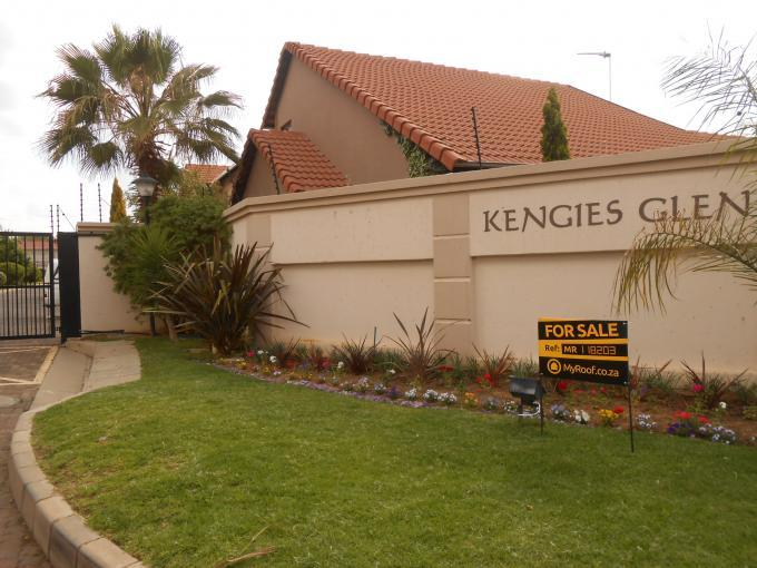 3 Bedroom Cluster to Rent To Rent in Kengies - Private Rental - MR118203