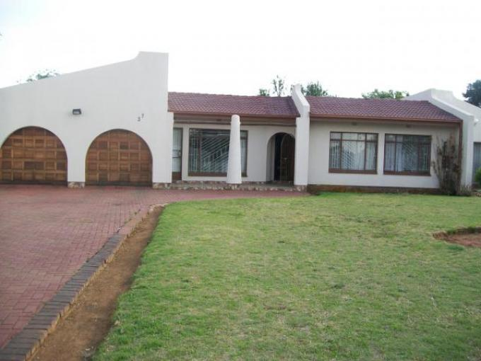 Standard Bank EasySell 3 Bedroom House for Sale For Sale in Arcon Park - MR118239