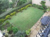 Garden of property in Ballito