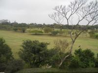 Backyard of property in Ballito