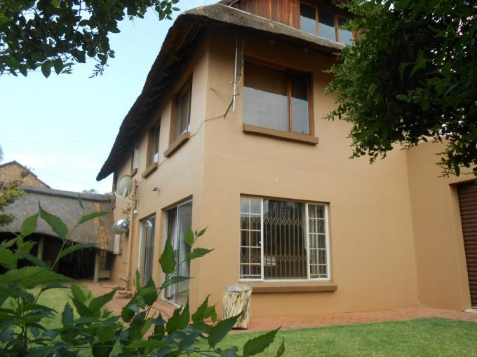3 Bedroom House for Sale For Sale in Moreletapark - Home Sell - MR118325
