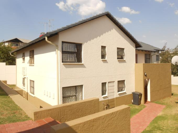 3 Bedroom Sectional Title for Sale For Sale in Glenanda - Private Sale - MR118332