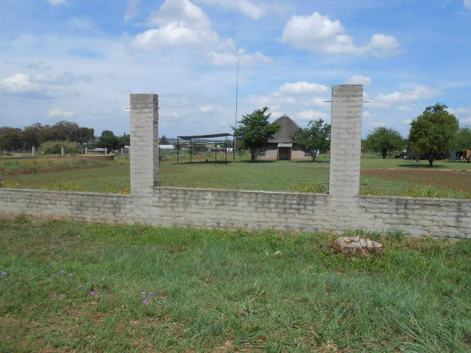 Standard Bank EasySell Smallholding for Sale For Sale in Gerhardsville - MR118464