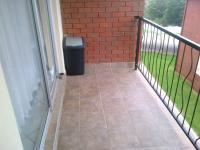 Patio of property in Krugersdorp