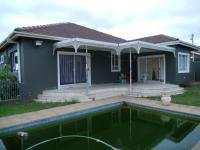 Backyard of property in Sydenham  - DBN