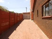 Backyard of property in Bosmont