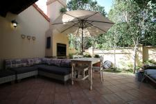 Patio - 36 square meters of property in Boardwalk Manor Estate