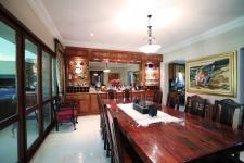 Dining Room - 32 square meters of property in Woodhill Golf Estate