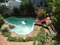 Garden of property in Pietermaritzburg (KZN)