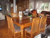 Dining Room of property in Brenton-on-Sea