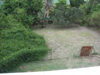 Backyard of property in Brenton-on-Sea