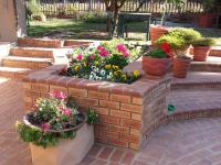 Garden of property in Rustenburg