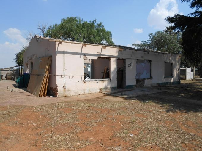 Smallholding for Sale For Sale in Springs - Private Sale - MR119200