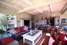 Patio - 90 square meters of property in Boardwalk Manor Estate