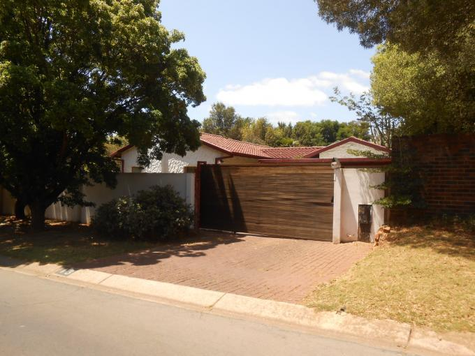 4 Bedroom House For Sale in Wilropark - Private Sale - MR119221