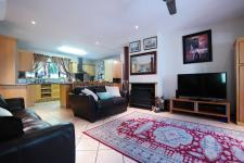 TV Room - 30 square meters of property in Silver Lakes Golf Estate