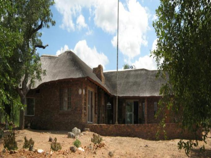 Standard Bank EasySell Farm For Sale in Phalaborwa - MR119294