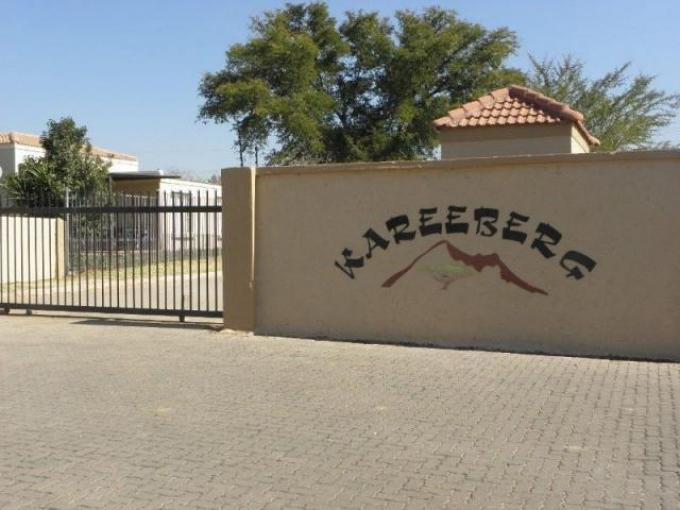 Standard Bank EasySell Land for Sale For Sale in Heatherview - MR119389