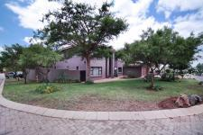 Front View of property in Silver Lakes Golf Estate