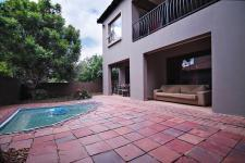 Patio - 34 square meters of property in Silver Lakes Golf Estate