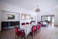 Dining Room - 44 square meters of property in Woodhill Golf Estate