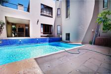 Patio - 88 square meters of property in Woodhill Golf Estate