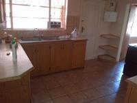 Kitchen of property in Kroonstad