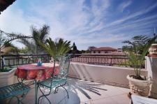 Patio - 39 square meters of property in Boardwalk Manor Estate