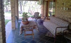 Patio - 91 square meters of property in Bela-Bela (Warmbad)
