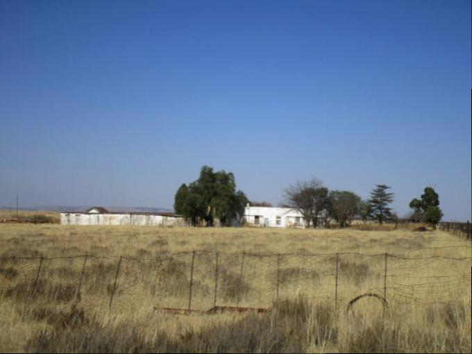 Standard Bank Insolvent Smallholding for Sale For Sale in Randfontein - MR119783